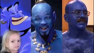 The Internet Reacts to Aladdin 2019 Genie