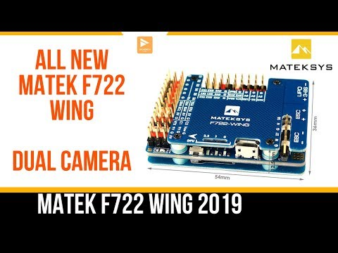 matek-f722-wing-flight-controller-for-rc-wing-and-inav--overview