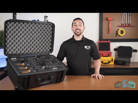 8 Revolver & Accessory Case - Featured Youtube Video
