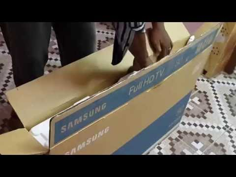 Review Samsung K5570  model Television Smart TV 2016 | Part 1