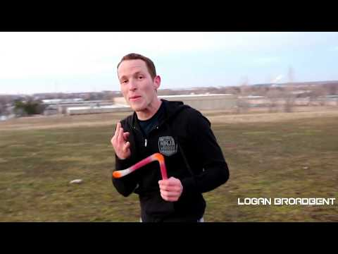 REAL Boomerangs Used in Dude Perfect