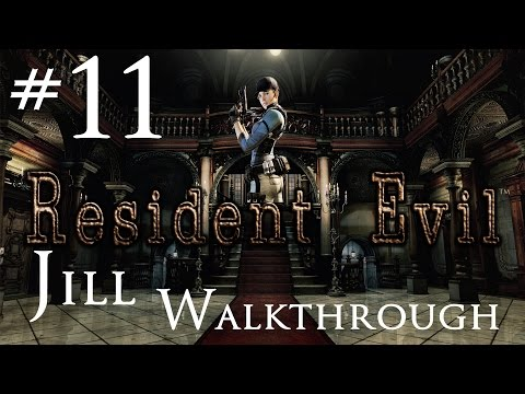 Resident Evil PS4 (Part 24) Lisa Trevor Boss Fight