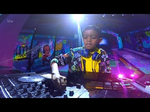 Britain's Got Talent 2019 The Champions DJ Arch Jnr 3rd Round Audition