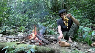 Leave safe shelter, survival in the tropical rainforest, ep 85