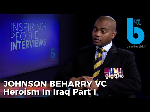 Johnson Beharry Story -- Victoria Cross Stories of Heroism In Afghanistan