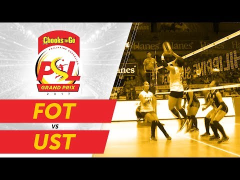 Foton vs. Victoria Sport-UST  | Chooks-to-Go PSL Grand Prix 2017