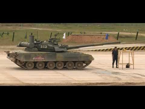 "Russian tank crews showed skill at ""Army - 2019"""