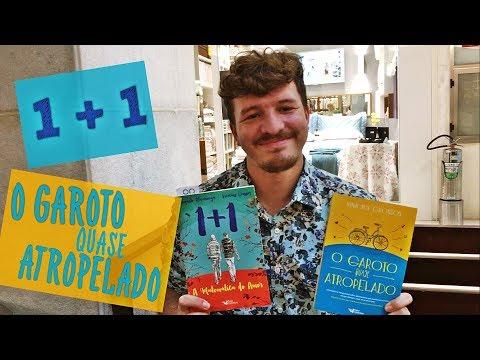 Eu Leio LGBT | 1+1 A Matemática do Amor (ft Vinicius Grossos)