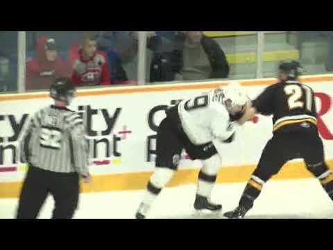 Cole Edwards vs Liam Kidney