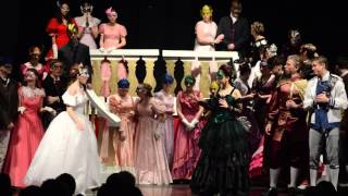"""R+H's Cinderella AIS8: The Castle Ballroom (""""Gavotte"""", """"Ten Minutes Ago"""", and """"Waltz for a Ball"""")"""