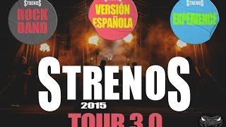 Vídeo presentación de la gira 2015