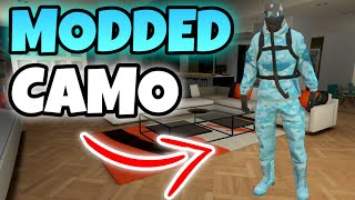GTA 5 ONLINE *SOLO* HOW TO GET MODDED CAMO OUTFIT