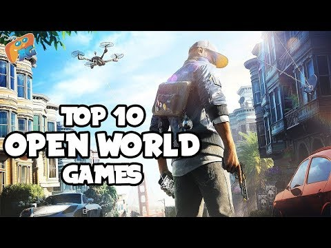 8 New Offline Open World Games For Android/iOS 2018(Games
