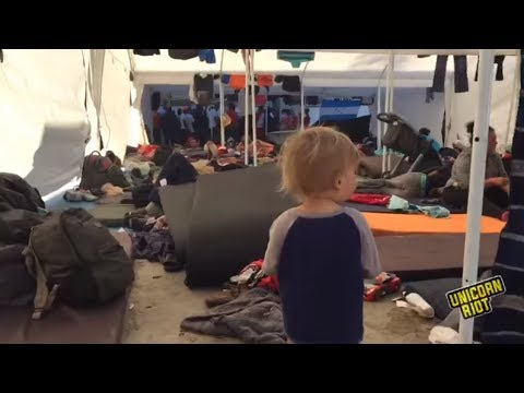 [LIVE] Migrant Caravan Refugee Camp in Tijuana Mexico Near US/Mexico Border [11/18/18]