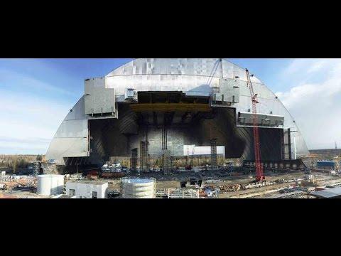 Vidéos - Tchernobyl : l'histoire du confinement et de la construction de l'arche