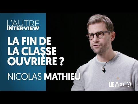 Vidéo de Nicolas Mathieu