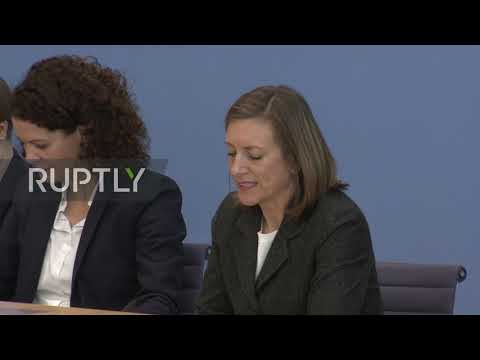Germany: Berlin welcomes Russian WADA ban