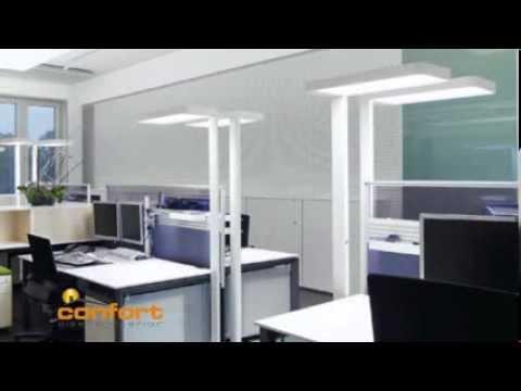 MEGA - Iluminación - Oficinas