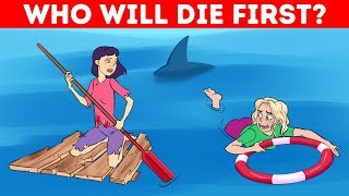 20 Impossible To Solve Riddles And Answers You CAN'T MISS!