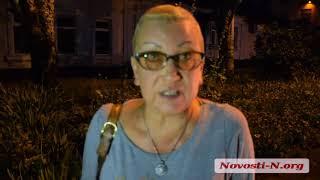 """Видео """"Новости-N"""": Конфликт в маршрутке, версия пострадавших"""