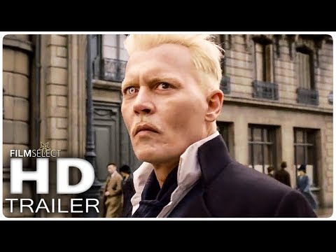 FANTASTIC BEASTS 2 Trailer 2 (2018)