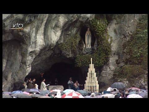 Chapelet à Lourdes du 4 octobre 2019