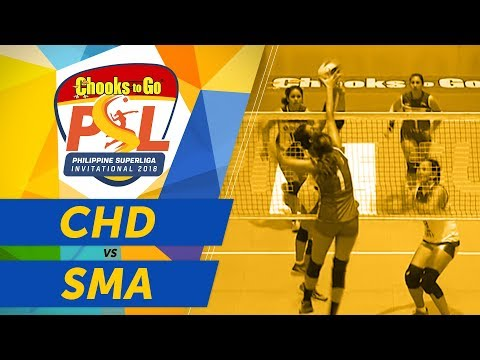 [Sport5]  Cignal HD vs. Smart-Army | PSL Invitational 2018