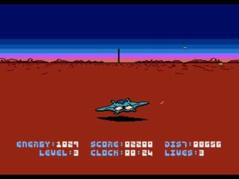 Stealth vs Landscape - Atari 8-bit games