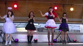 2017年10月8日Ai-Girls「プレシャス☆フルーツ~yamagatastory~」@米沢ハロウィーンミュージックフェス2017