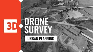 Drone Survey of larger rural estate
