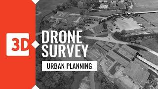 Drone Survey of larger rural estate