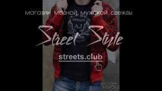 Купить мужской шерстяной свитер на молнии с флисовой подкладкой в магазине Street Style Стрит Стайл