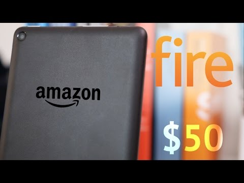 Amazon Fire 7″ Tablet Review: Worth The $50?