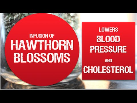 Video Health benefits of Hawthorn Blossom | Herbal Medicine