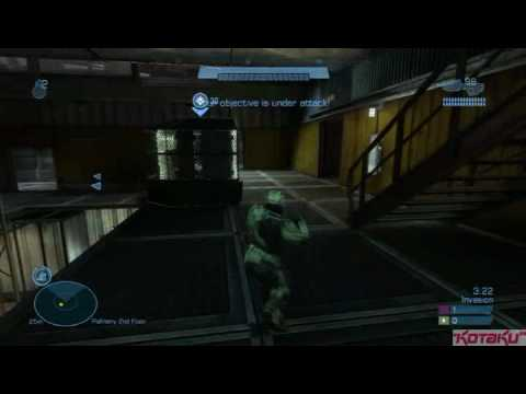 The Lag And Fun Of Halo Reach's Invasion