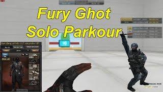Sử Dụng Fury Ghot ( 50 Triệu ) Solo Parkour Với Thánh Quẩy | TQ97