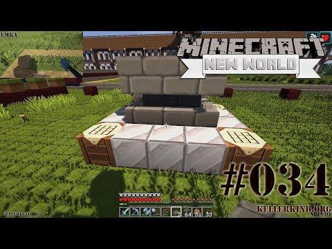 Eine Zwergenschmiede ★ #34 ★ We Play Minecraft SMP: A New World [HD|60FPS]