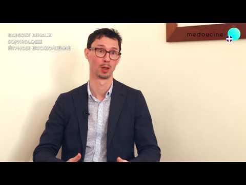 Utilisez-vous la Sophrologie dans votre quotidien d'après Gregory Renaux ?