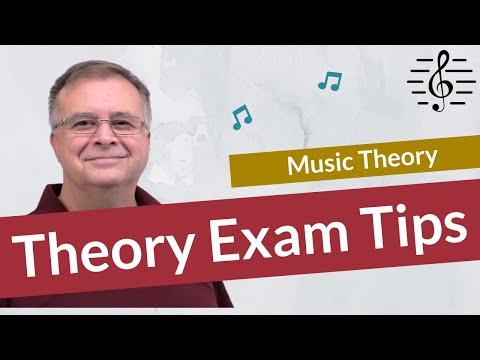 Music Theory Exam Tips & Advice - Music Theory - YouTube