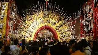 preview picture of video 'Moran Road Chandannagar Jagaddhatri Puja 2014 HD Video'