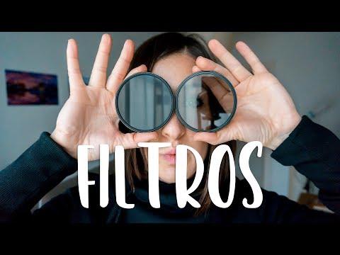FILTROS DE FOTOGRAFÍA