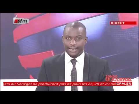 REPLAY - JT Français 20h - Pr : CHERIF DIOP - 22 Aout 2019 REPLAY - JT Français 20h - Pr : CHERIF DIOP - 22 Aout 2019