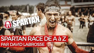 Introduction à Spartan Race par David Labrosse, Athlète Elite