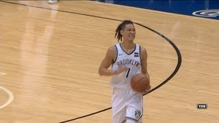 Jeremy Lin Highlights - 10/11/17  76ers at Nets