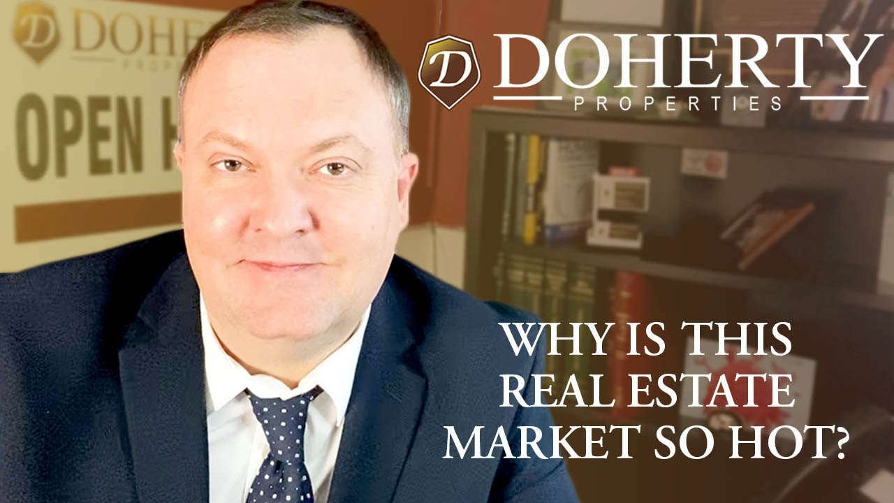 What's Fueling Our Real Estate Market Surge?