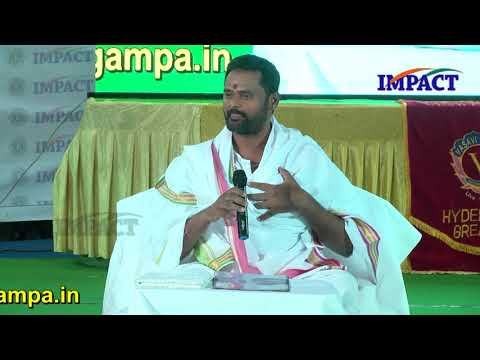 Thankfulness | Jagan Guruji | TELUGU IMPACT Hyd Apr 2018