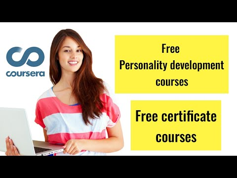Free courses for personality development - YouTube