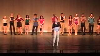 """""""A Chorus Line"""" Montage: Part 3 Mother & Part 4 Gimme the Ball"""