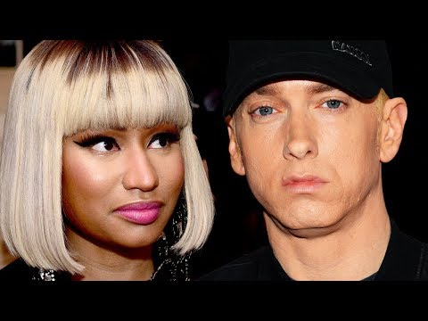 Download Nicki Minaj & Eminem Respond To Dating Rumors | Hollywoodlife HD Mp4 3GP Video and MP3