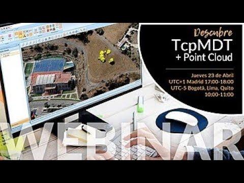 Descubre TcpMDT + PointCloud